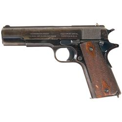 Early Pre-War Colt Model 1911 Commercial Government Model Pistol