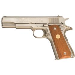 Colt Mark IV Series 70 Government Model Semi-Automatic Pistol