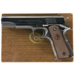 Colt Pre-Series 70 Government Model Semi-Automatic Pistol with Original Box