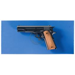 Colt Model 1911 WWI Reproduction Semi-Automatic Pistol with Extra Magazine and Boxes