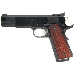 Cased Les Baer Custom 1911 Premier II Semi-Automatic Pistol with Accessories
