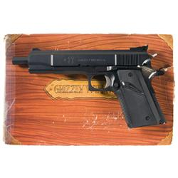 LAR Mark I Grizzly Semi-Automatic Pistol with Box