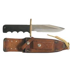 Randall Made Model 15 Airman Fighting Knife with Sheath