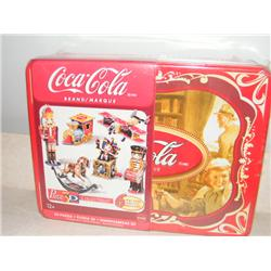 coca cola 3d puzzle 6 models brand marque. Black Bedroom Furniture Sets. Home Design Ideas
