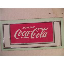 coke machine decals