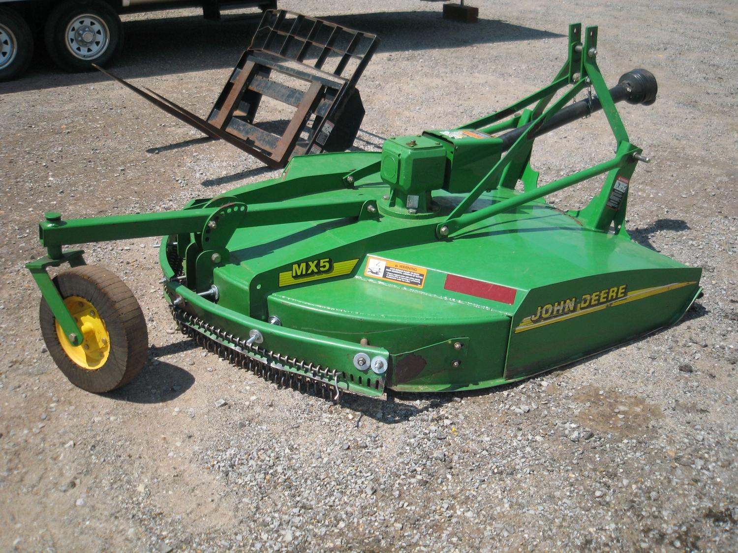 John Deere Mx5 5 Brush Hog