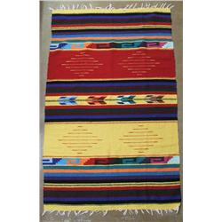 Oaxacan Mexican Weaving