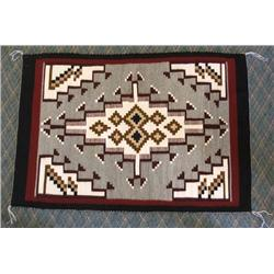 1950s Navajo Chinle Rug By Lillian Jones