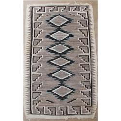 Vintage Navajo Weaving All Natural Dye
