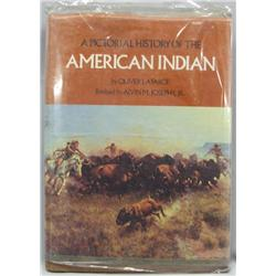 Book History American Indian By Oliver LaFarge