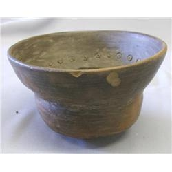 1300AD PreColumbian Chancay Culture Bowl