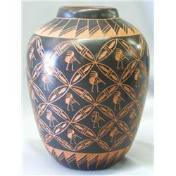Acoma Pottery By D Chino