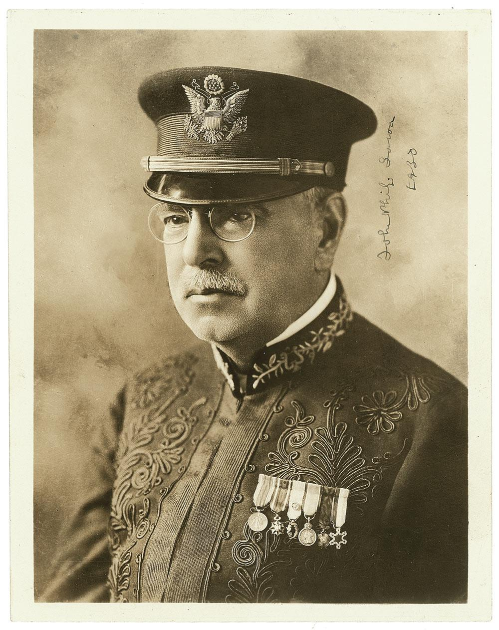 john philip sousa The stars and stripes forever sousa and his wife were enjoying a european vacation in 1896, when they saw a startling newspaper article sousa's band manager, david.