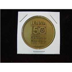 982. 1846-1996 Iowa, Celebrate Our State Bronze Medal.