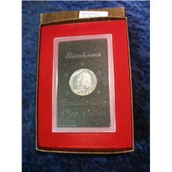 1093. 1974S Silver Proof Eisenhower Dollar. Original as Issued.