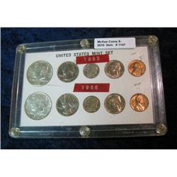 1147. 1965 and 1966  Uncirculated Year Sets