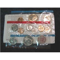 521. 1971 US Mint Set. Original as Issued.