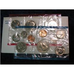 530. 1979 US Mint Set. Original as Issued.