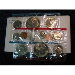 535. 1978 US Mint Set. Original as Issued.