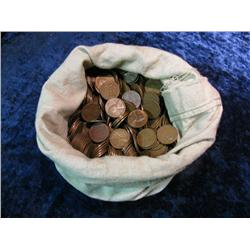 544. Approximately 2,500 Old Unsearched Wheat Cents.