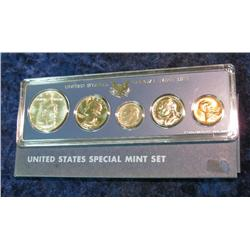 549. 1966 U.S. Special Mint Set. Original as Issued.