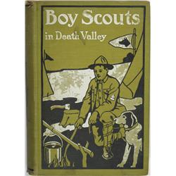 Death Valley,CA - Inyo County - Boy Scouts in Death Valley (Publication) :