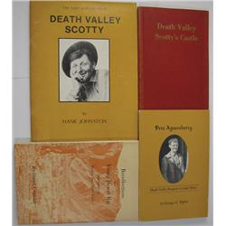 Death Valley,CA - Inyo County - Death Valley Characters :