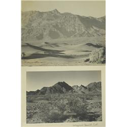 Death Valley,CA - Inyo County - c1930 - Mojave Desert Photos :