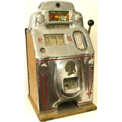 Jennings Standard Chief 25c slot machine