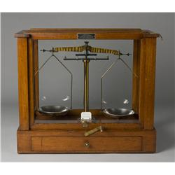 Precision Balance Scale by Seederer-Kohlbusch