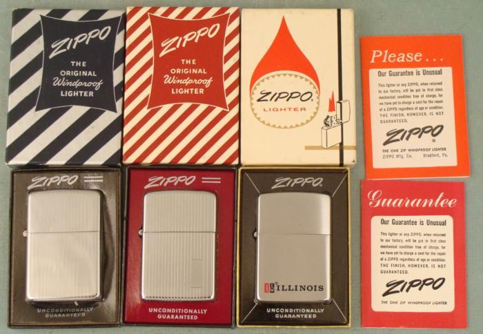 Dunhill Vintage lighters