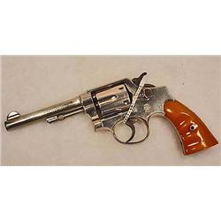 RARE VINTAGE SMITH AND WESSON 38 SPECIAL REVOLVER