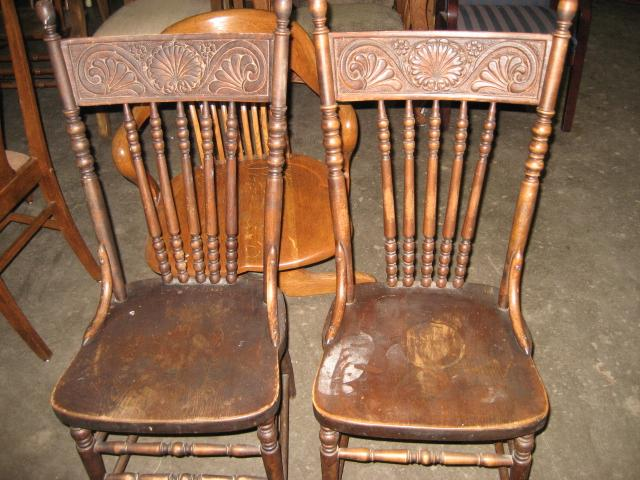 Image 1 : Press back chairs - Press Back Chairs