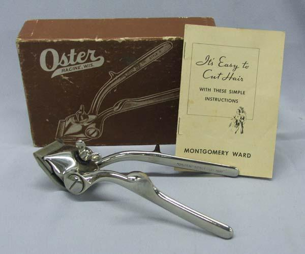Image 1 Antique Oster Hand Clippers