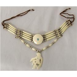 2001 Ivory Choker by Joseph P. Bill