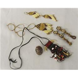 Collection Of South Western Jewelry