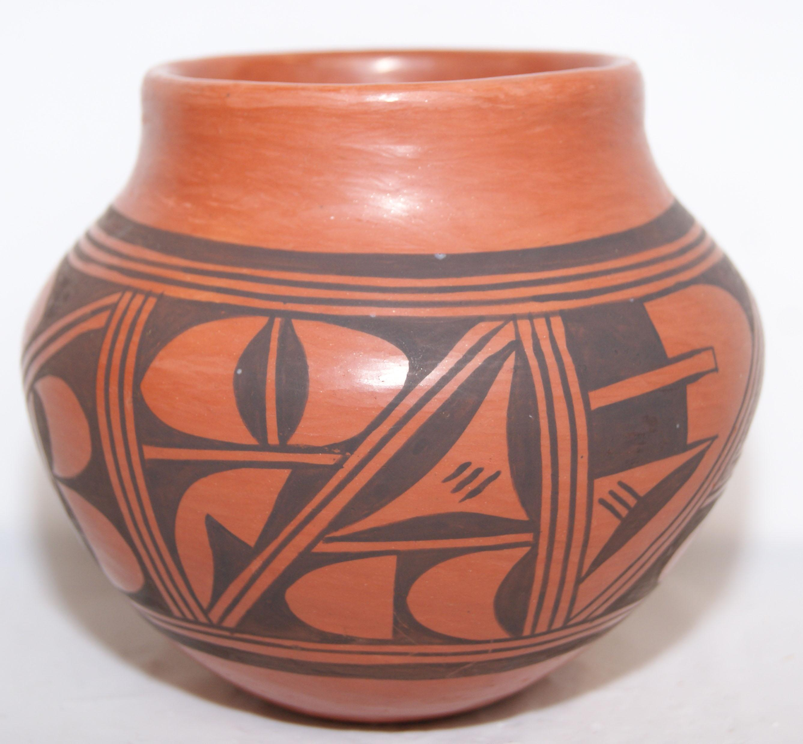 Hopi Pottery Designs Hopi pottery jar  loading zoomHopi Pottery Designs