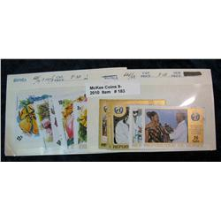 183. Collection of Guinea Cancelled Stamps No. 646-652, 663/711. Cat.$7.42