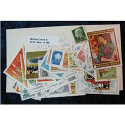 196. Large Collection of old Hungary Postage Stamps.