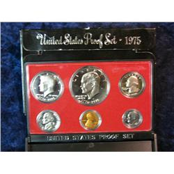 858. 1975S US Proof Set. Original as Issued.