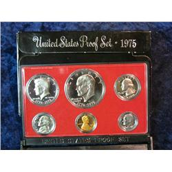 859. 1975S US Proof Set. Original as Issued.