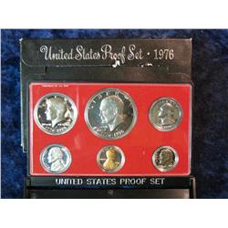 860. 1976S US Proof Set. Original as Issued.