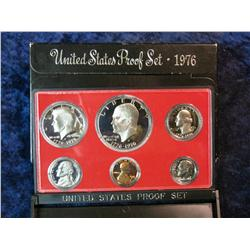 861. 1976S US Proof Set. Original as Issued.