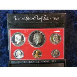 862. 1976S US Proof Set. Original as Issued.