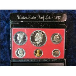 863. 1977S US Proof Set. Original as Issued.