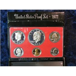 864. 1977S US Proof Set. Original as Issued.