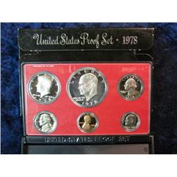 865. 1978S US Proof Set. Original as Issued.