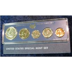932. 1966 US Mint Set. Original as Issued.