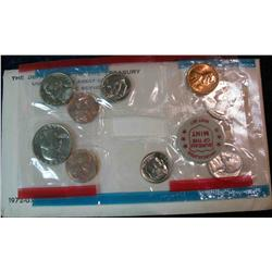 991. 1972 US Mint Set. Original as Issued.