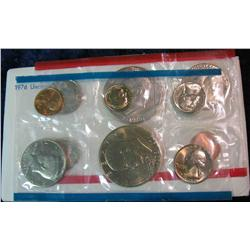 996. 1976 US Mint Set. Original as Issued.